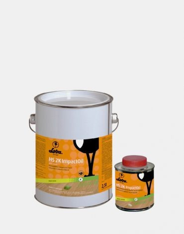Aceite Loba Para Pisos De Madera Transparent 2,5 Kg