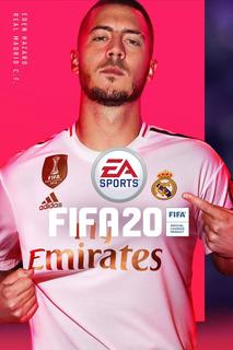 Fifa20 Edición Estándar Para Ps4 (juego Físico)