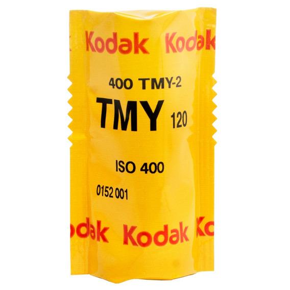Filme Kodak 120 Tri-x Pan Preto E Branco Iso 400