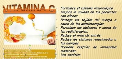 Vitamina C Endovenoso