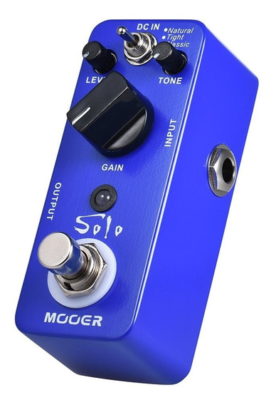 Pedal Mooer Solo, Distortion (riot)