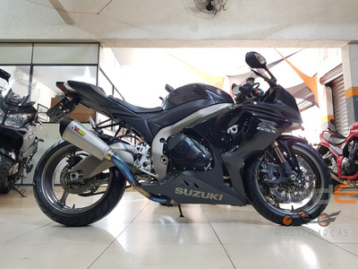 Suzuki Gsx-r 1000 Srad Preto 2012