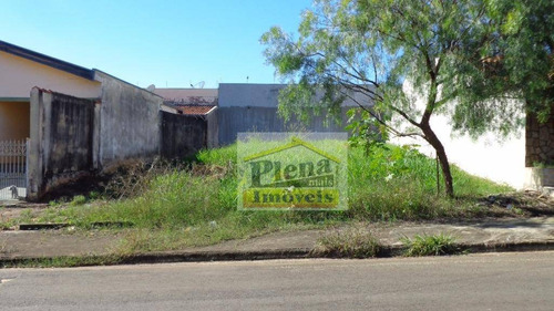 Terreno  Residencial À Venda, Parque Manoel De Vasconcelos, Sumaré. - Te0452