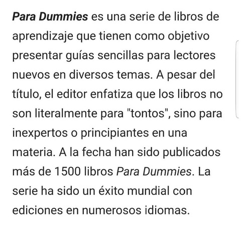 Canto Y Técnica Vocal Dummies Pdf Regalo 2 Libros Dummies Mercado Libre