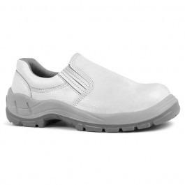 Sapato Branco Com Elástico Bracol