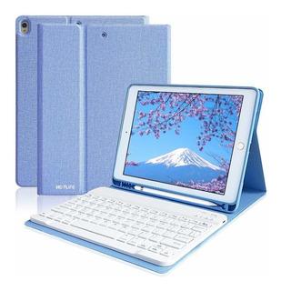 Funda Con Teclado iPad Air 3rd Generacion, iPad Pro 10.5
