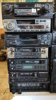 Radio Veiculo Antigo (ler Anúncio)