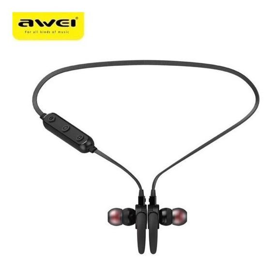 Fone De Ouvido Esportivo Bluetooth Awei Intra Auricular B925