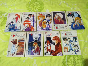 Mangá Rurouni Kenshin 2a Série - Números Restantes
