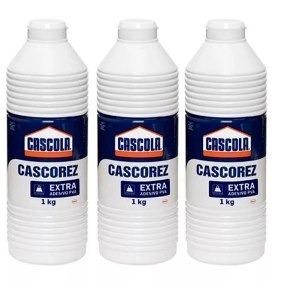Cola Branca Cascorez Extra 1 Kg - A Melhor Cola Do Mercado