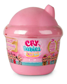 Muñeca Mini Cry Babies Bebes Llorones Magic Tears