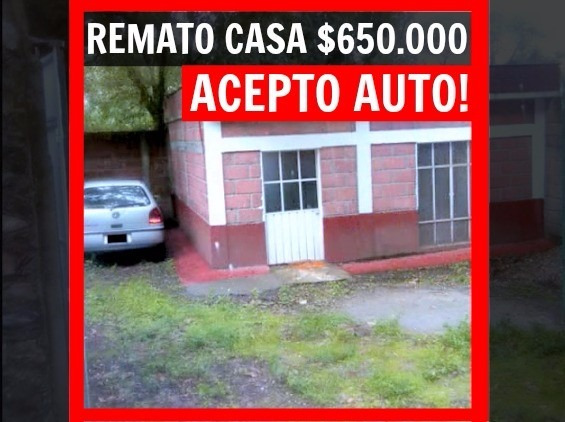 Casa Cuernavaca $890.000