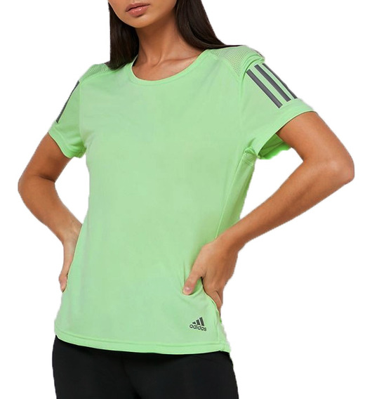Remera adidas Running Own The Run Mujer Va/gf