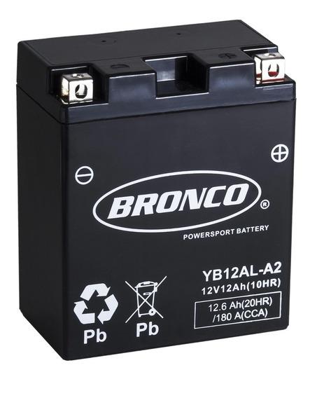 Bateria Bronco Yb12al-a2