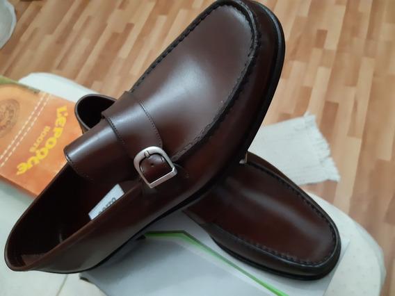Zapatos Mocasines Doble Suela