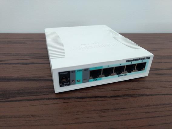 Roteador Wifi Gigabit Mikrotik Rb951g-2hnd