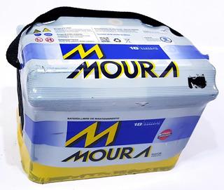 Bateria Moura Blindada Para Ford Focus 2.0 (nafta) 12v X 65