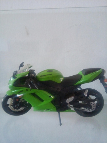 Miniatura Moto Ninja Kawasaki