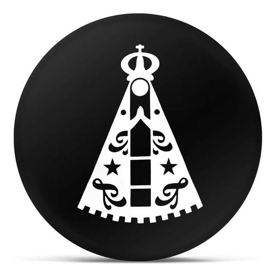 Capa De Estepe Crossfox 2005-2018 Nossa Senhora Cabo Cadeado