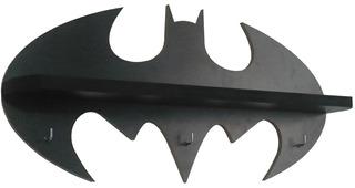 Prateleira Batman Com Cabideiro