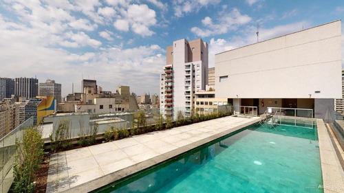 Imagem 1 de 30 de Apartamento A Venda Com 20,00 M² Em Centro Histórico De São Paulo, São Paulo | Sp. - Ap394770v