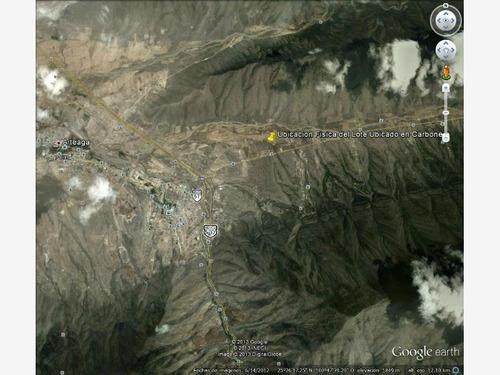 Imagen 1 de 1 de Terreno En Venta Carbonera