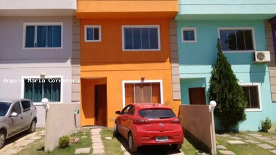 Casa Em Condomínio Para Venda Em Macaé, Granja Dos Cavelheiros - Amc900