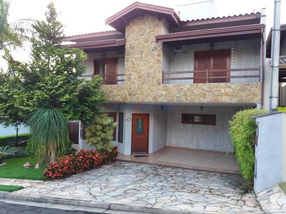 Casa À Venda Em Villagio Florença - Ca274403