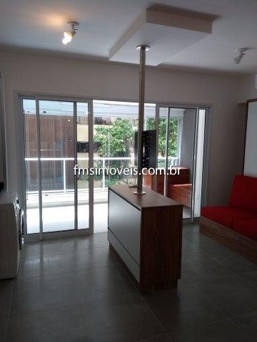 Kitchenette Para Para Alugar Com 1 Quarto 1 Sala 35 M2 No Bairro Bela Vista, São Paulo - Sp - Ap298762mk