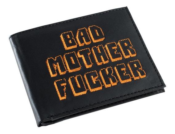 Cartera Bad Mother Fucker - Pulp Fiction - Original - Piel.