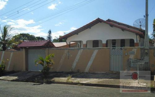 Chácara Com 3 Dormitórios À Venda, 1020 M² Por R$ 500.000 - Loteamento Parque Das Arvores - Boituva/sp - Ch0608