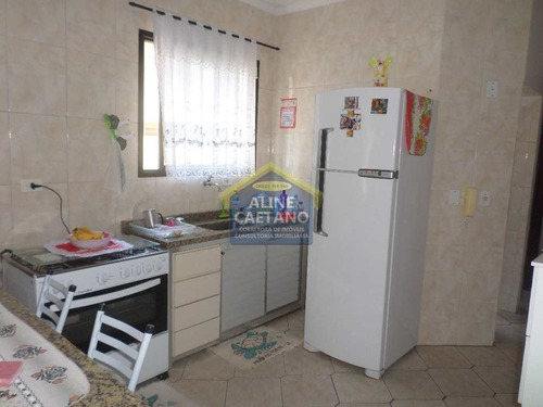 Imagem 1 de 30 de Apartamento Com 1 Dorm, Ocian, Praia Grande - R$ 160 Mil.... - Vant5156