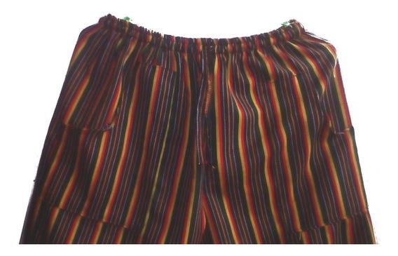 3 Pantalones Bali Hindú