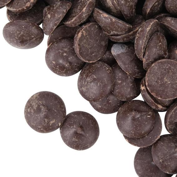 Chocolate Real Onyx 72% Guittard Sin Leche Vegano Europeo 1k