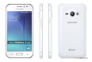 Telefono Samsung Galaxy J1 Ace Blanco 1gb Ram 8gb Dual Sim