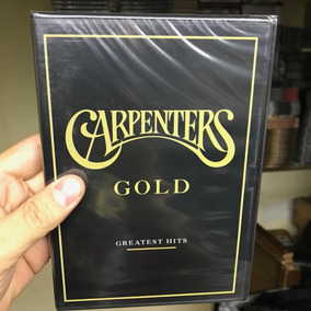Carpenters Gold - Greatest Hits Dvd Original Lacrado