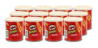 Batata Pringles Original 12 Unidades 37g Cada