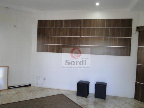 Casa Para Alugar, 442 M² Por R$ 10.000,00/mês - Jardim São Luiz - Ribeirão Preto/sp - Ca2657