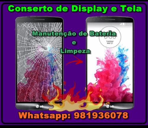 Imagem 1 de 2 de Manutenção Em Smatphones E Desktop