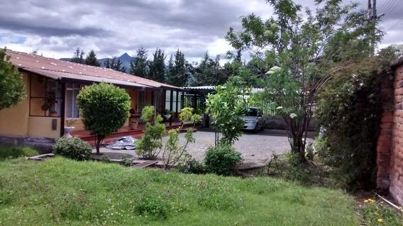 Casa Campestre Amplia En Valle De Los Chillos