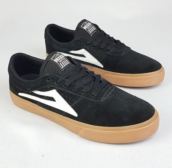 Tênis Lakai Sheffield Sd Black - Gum