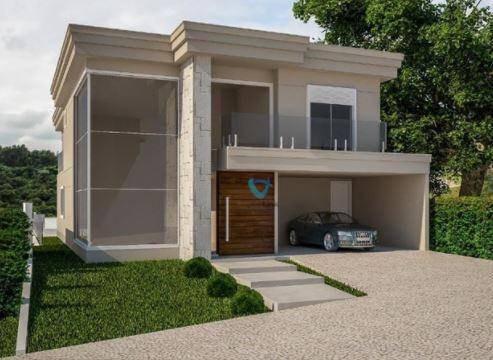 Casa Com 4 Dormitórios À Venda, 450 M² Por R$ 4.980.000,00 - Alphaville - Santana De Parnaíba/sp - Ca1577