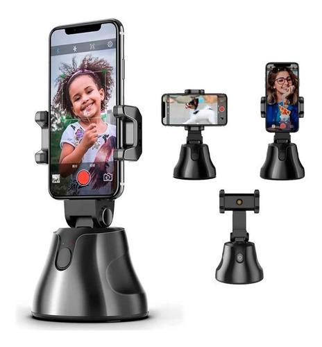 Robot Selfie Holder 360 Inteligente Base Con Seguimiento 360