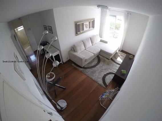 Apartamento Para Venda Em São Paulo, Cidade São Francisco, 2 Dormitórios, 1 Banheiro, 1 Vaga - 8576