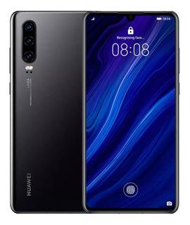 Huawei P30 6gb 128gb Negro Turmalina Balck Clt-l29 Promoção