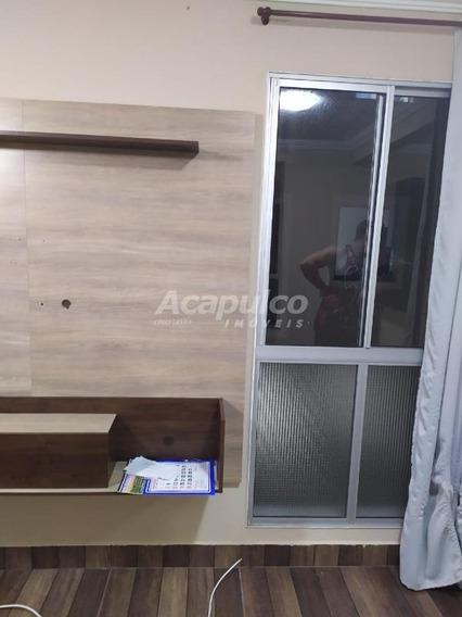 Apartamento Para Aluguel, 2 Quartos, 1 Vaga, Jardim Bertoni - Americana/sp - 16403