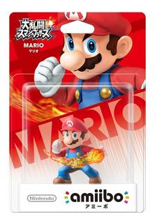 Amiibo Mario Super Smash Bros Mario Odyssey Switch 3ds