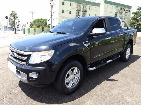 Ford Ranger 3.2 Xlt Preta 4x4 Cd 20v Diesel 4p Aut. 2013