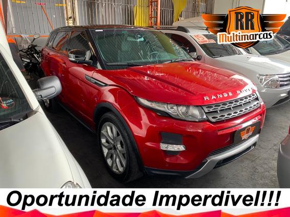 Ranger Rover Evoque 2.0 Dynamic Gasolina Autos Rr
