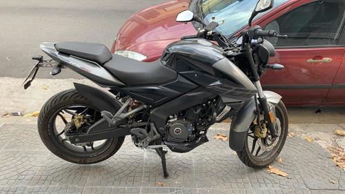 Moto Bajaj Rouser Ns 200 Impecable! Poco Uso! Oportunidad!